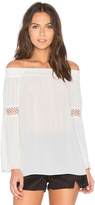 Ramy Brook Dali Off the Shoulder Top