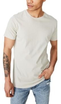 Cotton On Essential Longline Curved Hem T-Shirt