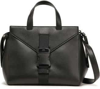 Christopher Kane Textured-leather Shoulder Bag