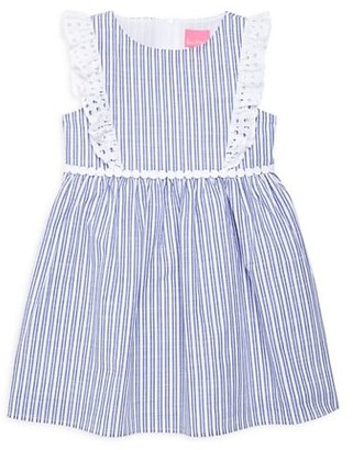 Lilly Pulitzer Little Girl's & Girl's Madelina Ruffle Dress