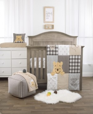 Disney Winnie the Pooh 3-Piece Crib Bedding Set Bedding