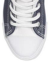Delia's Union Jack Hi Top Sneaker