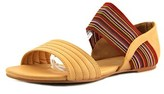 Wanted Techno Open Toe Synthetic Slides Sandal.