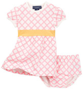 Toobydoo Lucky Pink Dress (Baby & Toddler Girls)