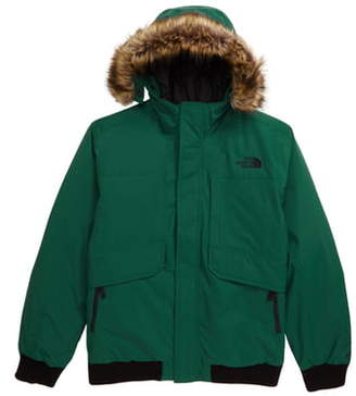 The North Face Gotham Hooded Waterproof 550-Fill Power Down Jacket