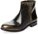 N.D.C. Made By Hand Women's Caitlyn Shade Leather Ankle Bootie