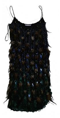 Matthew Williamson Metallic Silk Dresses