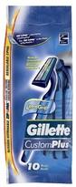 Gillette Sensor2 Plus Men's Disposable Razor - 10 count