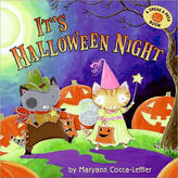 HarperCollins Sneak a Peek Book Series: It's Halloween Night