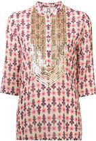 Figue Jasmine tunic - women - Cotton/Viscose - S