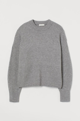 H&M Rib-knit jumper