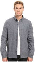 Threads 4 Thought Sherpa Lined Chambray Workshirt