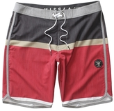 VISSLA Dredges Top Block Boardshort