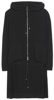 Barrie Cashmere oversized hoodie