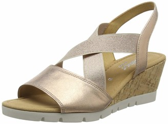 Gabor Shoes Women's Comfort Sport Sandals Ankle Strap