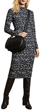 Ted Baker Liniee Leopard Print Dress