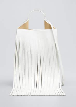 Ree Projects Helene Mini Fringe Tote Bag