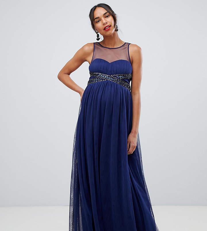 b14ac8615c4 Embellished Maternity Dresses - ShopStyle