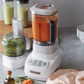 Cuisinart Velocity Ultra Trio Blender-Food Processor with Travel Cups, Matte White