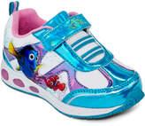 Disney Finding Dory Girls Light-Up Sneakers - Toddler