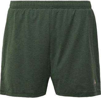 Tracksmith Session Stretch-Jersey Shorts