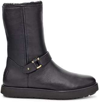 Berge UggUGG Classic Short Leather Boot