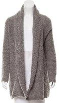 Joie Bouclé Cardigan Sweater