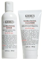 Kiehl's Ultra Facial Cleanse & Tone Duo