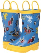 Hatley Medieval knights Rain Boots (Toddler/Little Kid)