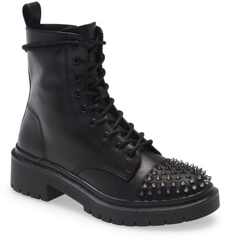 Steve Madden Barbed Lace-Up Boot