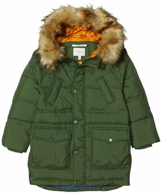 Pepe Jeans Boys' Dutchman Jacket