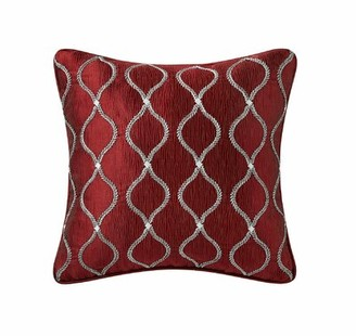 Astoria Grand Gabby Geometric Throw Pillow