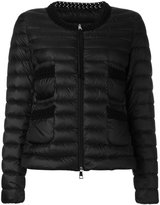 Moncler 'Croissant' jacket - women - Feather Down/Polyamide - 2