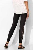 Sparkle & Fade Lace Panel Legging