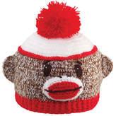 San Diego Hat Company Infant Sock Monkey Beanie DL2370
