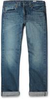 Orslow - 107 Slim-fit Washed Selvedge Denim Jeans