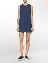 Calvin Klein Denim Camo Dress