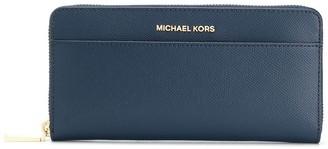 MICHAEL Michael Kors Continental Zip-Around Wallet
