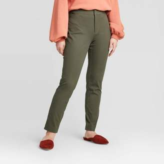 A New Day Women's High-Rise Skinny Ankle Length Pants