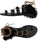 MeDusa Toe strap sandals - Item 11156402