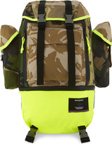 Eastpak Bust Raeburn camouflage backpack