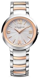 Baume & Mercier Promesse Two Tone Watch, 30mm