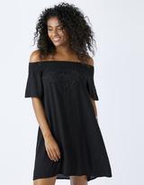 Accessorize Off Shoulder Dress
