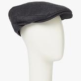 Christy Christys' Balmoral Cashmere Flat Cap, Grey
