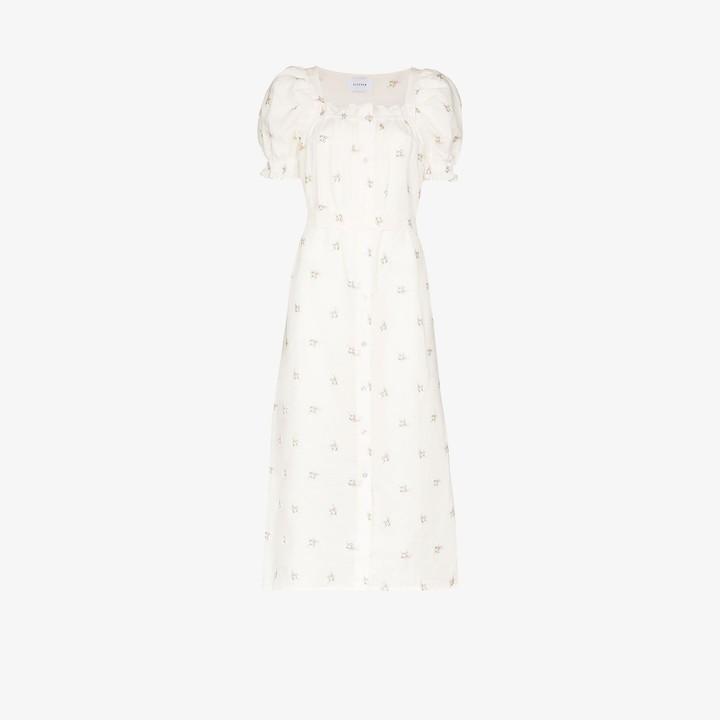 Sleeper Brigitte floral maxi dress