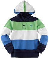 Chaps Toddler Boy Striped Hoodie