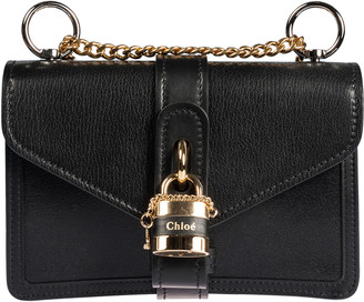 Chloé Pad-lock Detail Shoulder Bag