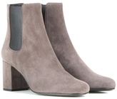 Saint Laurent Babies 70 Suede Ankle Boots