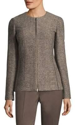 Lafayette 148 New York Olinda Zippered Jacket