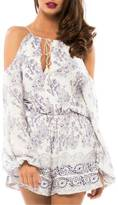 The Jetset Diaries Infinity Romper